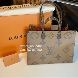 🛍Louis Vuitton ONTHEGO GM